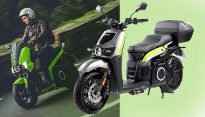 Elektrikli Motosiklet Markası Silence