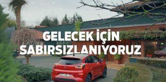 Ford Türkiye'nin yeni reklam filmi: Gelecek için sabırsızlanıyoruz!