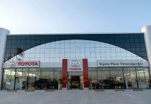Toyota Plaza Timurağaoğlu