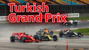 Formula 1 Türkiye yarışı