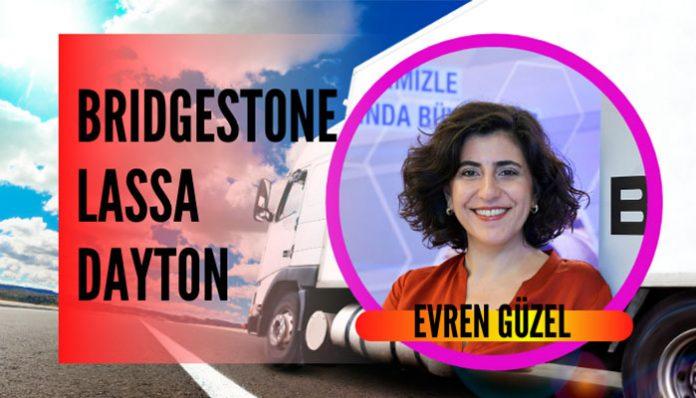 Bridgestone, Lassa ve Dayton markalarıyla Türkiye lastik pazarı lideri