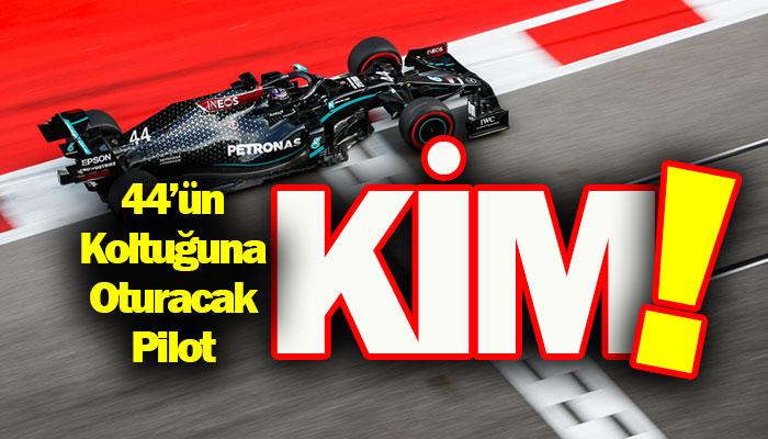 Lewis Heamilton'ın yerine son iki yarışta kim yarışacak!