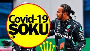 Lewis Hamilton Covid-19