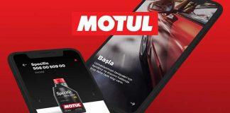 Motul'ün yeni mobil uygulaması