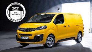 Yeni Opel Vivaro-e