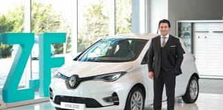 Yeni Renault ZEO