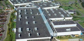 Volvo Cars fabrika