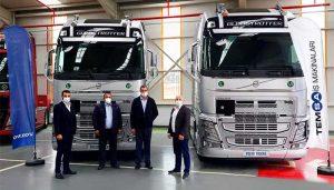 Ersan Kargo Volvo FH500