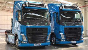 Özkeleşler Uluslararası Nakliyat-Volvo Trucks