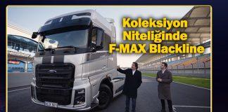 Ford Trucks F-Max Blackline reklamı