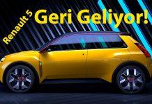 Renaulution: Yeni Renault 5 prototip