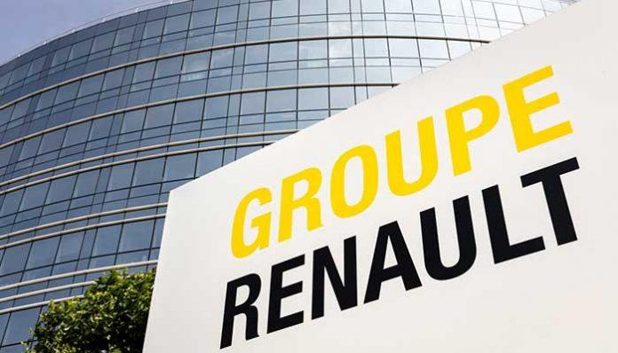 Renault elektrikli otomobil