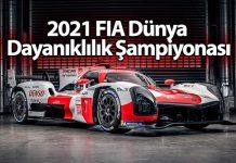 Toyota Gazoo Racing GR010 Hybrid hiper yarış aracı