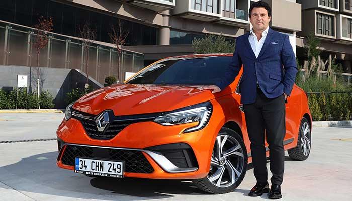 Berk Çağdaş: Binek otomobil pazarında Türkiye'nin lideri Renault