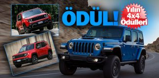Efsane JeepYılın 4x4 Ödülleri