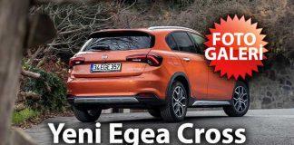Yeni Egea Cross FOTO GALERİ
