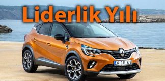 binek otomobil pazarında Türkiye'nin lideri Renault