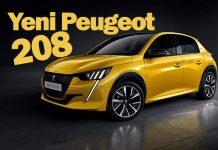 Yeni Peugeot 208
