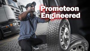 Prometeon engineered damgalı ilk lastik