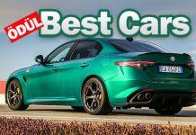 """Alfa Romeo Giulia'ya dördüncü """"Best Cars"""" ödülü!"""