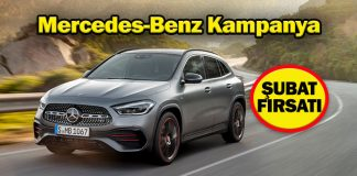 Mercedes-Benz Şubat kampanyaları