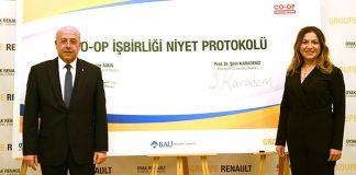 Oyak Renault Bahçeşehir Üniversitesi iş birliği