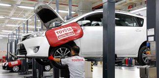 Toyota İlkbahara Hazırlık servis kampanyası