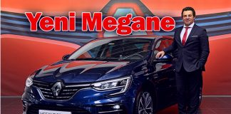 Yeni Megane Sedan