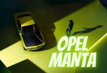 Opel'in efsane modeli Opel Manta, elektrikleniyor!