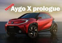 Aygo X prologue