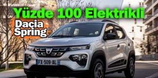Yeni Dacia Spring