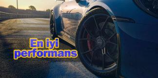 Porsche 911 GT3'ün Lastik Tercihi:Michelin Pilot Sport Cup