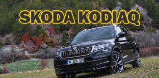 ŠKODA KODIAQ segmentindeki başarısını sürdürüyor