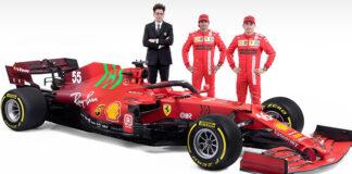 Scuderia Ferrari yenilenen SF21 ile 2021 Formula 1 sezonuna hazır!
