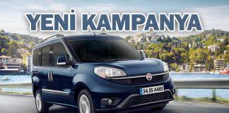 Fiat Professional'dan Sıfır Faizli Kampanya