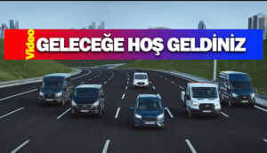 Ford ticari araç için hazırladığı yeni reklam filmi