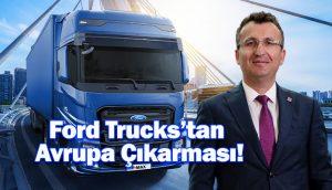 Ford Trucks'tan stratejik Belçika hamlesi!