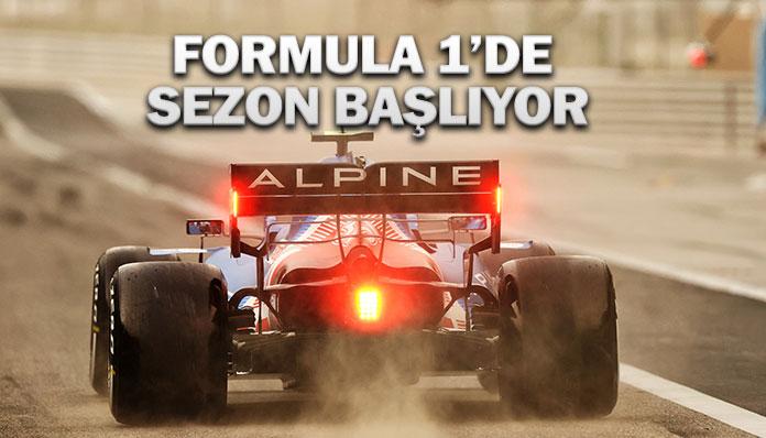 Formula 1'de ilk start