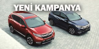 Honda'dan cazip kredi desteği