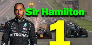 F1 Bahreyn GP'sinde Lewis Hamilton klasını konuşturdu!