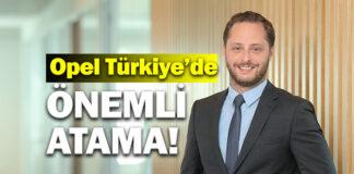 Opel Türkiye Satış Direktörü Yiğit Yantaç