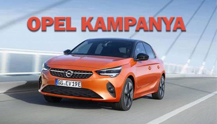 Opel kampanyası