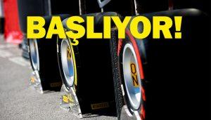 pirelli f1 lastik test takvimi