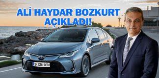 Ali Haydar Bozkurt-Toyaota CEO