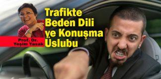 Trafik Psikoloğu Prof. Dr. Yeşim Yasak