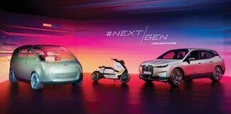 BMW iX dijital lansmanına iF Design Gold Award 2021 ödülü