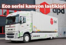 Continental'den İsviçre'nin ilk elektrikli DPD kamyonuna lastik