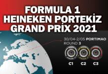 F1'de Pirelli'nin en sert lastiği ilk defa Portekiz GP'de piste çıkıyor