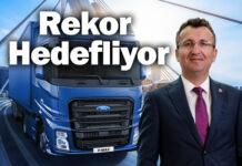 Ford Trucks ağır ticari pazarında global büyümede hız kesmiyor!
