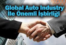 Otomotivin online platformu Global Auto Industry ile işbirliği